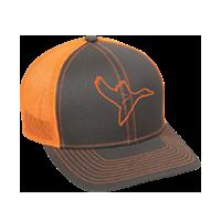 OrangeGray Trucker Hat